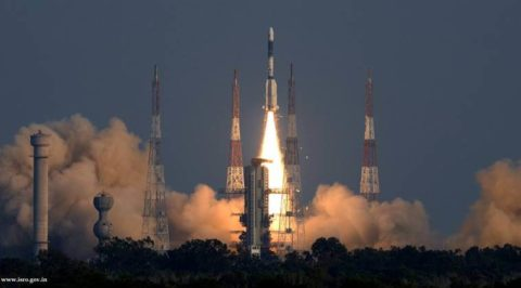 Adding one more milestone ISRO successfully placed military-specific GSAT-7A comms satellite into orbit