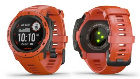 Garmin's new Instinct rugged smartwatch with 14-day battery backup launched in India   Price: Rs 26,990
