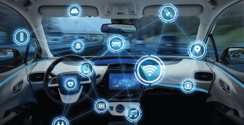 Internet of Things (IoT) evolving in Automotive Industry