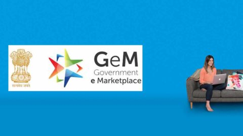 "Government's e-commerce Portal ""GeM"" to be operating within six months"
