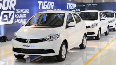 Tata Motors has ordered supply of Tigor EV to Capgemini India
