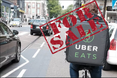 Uber Eats about to Sell it's Operations in India