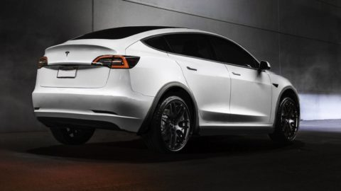 On March 14, Tesla is going to unveil the new SUV Crossover, Model Y