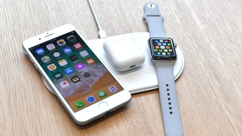 Apple has officially canceled its AirPower wireless charging mat project