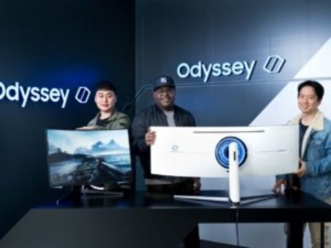 Samsung debuts into gaming monitors segment with its 'Odyssey' line of curved gaming monitors