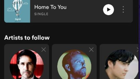 Spotify tests 'Follow Feed' for real-time updates on new releases from artists you follow